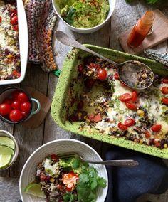 tacograteng Quinoa, Tacos, Mexican, Mat, Tex Mex, Ethnic Recipes, Food, Meal, Essen