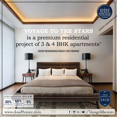 Come see the residences at Voyage To The Stars, discover the premiumness yourselves! Learn More: www.cloud9estate.co.in  #WorldClassLiving #PremiumProperties #SmartHomes #NibmRoad #Pune #India