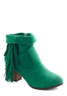 Moss and Fern Boot, #ModCloth
