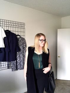 10 Day Capsule Wardrobe Challenge - Look 2 — Power of Clothing