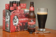 Nutrition Facts Stockyard - Oatmeal Stout Servings:     Calories196Sodium49 mg Total Fat0 gPotassium0 mg Saturated0 gTotal Carbs18 g Polyunsaturated0 gDietary Fiber0 g Monounsaturated0 gSugars0 g Trans0 gProtein2 g Cholesterol0 mg   Vitamin A0%Calcium0% Vitamin C0%Iron0%