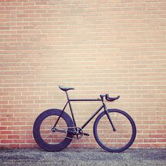 #fixie #bicycle