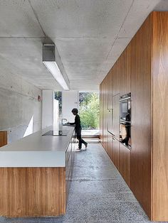 A-House | FKL architects | A-House is a single-family house located on a mews lane in a Victorian suburb of Dublin city