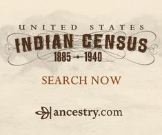 Am I Native American? How to Find My Indian Ancestors – Native American Genealogy | http://PowWows.com
