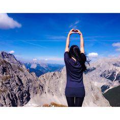 sending some love from Innsbruck ❤️ Innsbruck, Austria, Instagram Posts, Travel, Image, Viajes, Destinations, Traveling, Trips