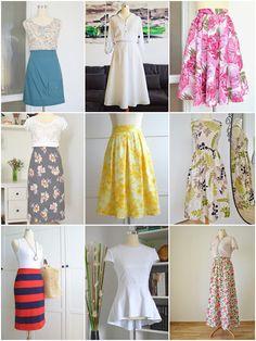 haljinice & suknjice: Najboljih 9 haljinica i suknjica iz 2015.