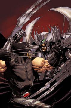 Wolverine vs. Stryfe