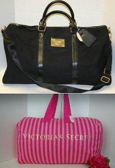 Victoria Secrets Duffel bags