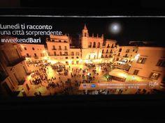 A #roma una bella campagna di marketing turistico sulla puglia #weekendpuglia alcuni esempi  L'oro in tavola