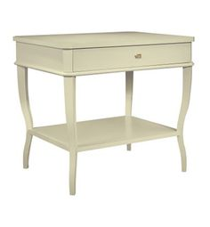 West Paces Side Table from the Suzanne Kasler collection by Hickory Chair Furniture Co.