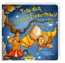 Es ist eine Geschichte über eine kleine Fledermaus, die sich nicht traut zu fliegen. Ihre Mama will ihr dabei Vertrauen...