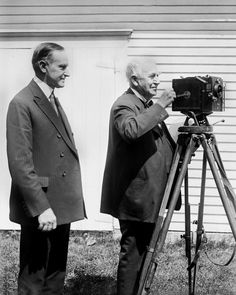 #OnThisDay in 1889, Thomas Edison shows his first motion picture.