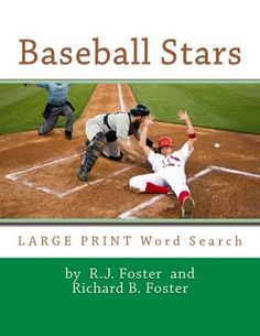 Baseball - Super Hard Word Search (Sports) - BigActivities