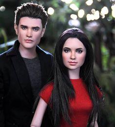 Stefan and Elena, Noel Cruz Creations