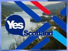 I'm voting 'yes' because I'm a Tory, not in spite of it : Wealthy Nation Yes, 18th, September, Logos, Logo