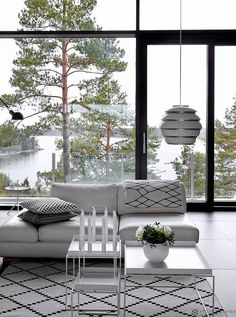 IDEAS & INSPIRATIONS Looking to enhance your home or simply create an oasis for your space? My client centered approach can do this for you! Home Living Room, Living Room Decor, Bedroom Decor, Interior Design Living Room Warm, Beautiful Living Rooms, Scandinavian Home, White Decor, Decoration, Sweet Home