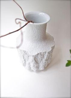 Bareuther Tree Bark Vase by #GlitteryMoonVintage