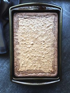 Fudgy Passover Brownies