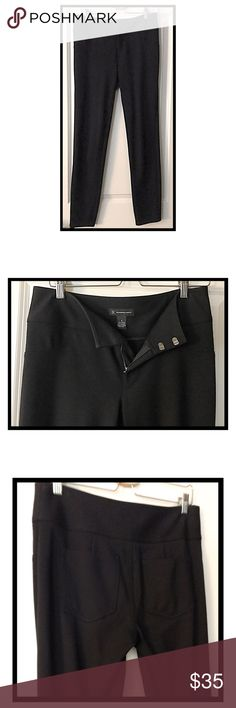dbf570fc INC Black Dress Pants One sec INC International Concepts Pants Straight Leg