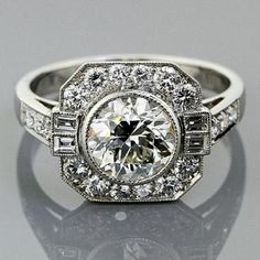 The most beautiful vintage ring I've seen yet!                              …