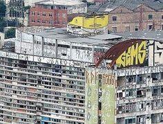 Some heavy bombing down in Sao Paulo town, Os Gemeos on top.. #urbanwalls #arteurbana