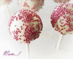 Cake popsit - Ullanunelma Oy Childrens Party, Autumn Trees, Lorem Ipsum, Cake Pops, Latte, Sweet Tooth, Frozen, Cooking Recipes, Sweets