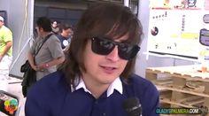 Gladys Palmera TV: LATIN-ROLL entrevista a @Siddhartha en @ViveLatino 2012
