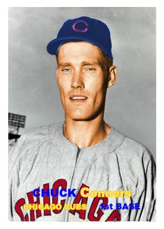 Baseball Park, Dodgers Baseball, Chuck Connors, The Rifleman, Go Cubs Go, Ny Mets, Cubs Fan, Chicago Cubs, Sports