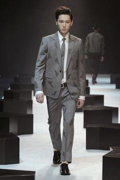 Jehee Sheen Fall Winter 2015 Otoño Invierno #tendencias #Trends #Menswear #Moda Hombre Seoul Fashion Week  M.F.T.