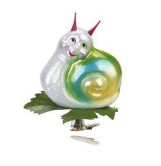 Inge Glas 55104-2 Glasornament Schnecke, mundgeblasen und handbemalt 8 cm, grün Inge-glas http://www.amazon.de/dp/B00BCK1D58/ref=cm_sw_r_pi_dp_gmROub1RY6TPZ