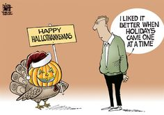 Seriously though, I miss the old days. Miss The Old Days, Christmas Humor, Thanksgiving Humor, Halloween Christmas, Turkey Halloween, Christmas Cartoons, Halloween Witches, Halloween Town, Happy Halloween