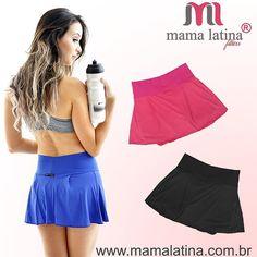 Boa tardeee !! e que Dia Lindo !! Dias assim combinam com nossos loks perfeitos Mama Latina !! Saia tokio  R$75,00 e Top Nadador R$29,00 #modafit #mamalatina #fitfam #stayfit #fitspiration #workouttime  #happyday  #livefit #fitspo #livefit #fitness #ecommercebrasil #fitnessfreak #l4l #compras #compraseguro  #ecommercedemoda  #tagsforlikes #instafit #fitgirl #active #gymgirl #modafitness #tagsforlikes #look #instalike #style #ootd  #fitnessaddict #fashion #gym #girls