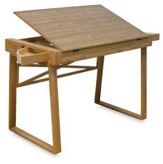 Studio Designs Oak Wing Table