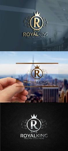 Logo Templates – One Like Site Crown Packaging, Rr Logo, Royal Logo, Wall Logo, Royal King, Crown Logo, Luxury Logo, Logo Templates, Flyer Template