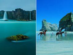 Nova Zelândia. #casamento #viagem #luademel #NovaZelândia #ilhas #Pacífico