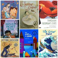 Art books for homeschool