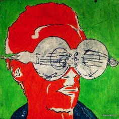 Cyrus Kabiru Art | Cyrus Kabiru currently practices in Nairobi. He is a self taught painter and sculptor. His paintings are often humorous portrayals of contemporary living within Kenya. Kabiru adopts the role of a... Contemporary African Art, Nairobi, Kenya, Eyeglasses, Paintings, Drawings, Art, Eyewear, Glasses