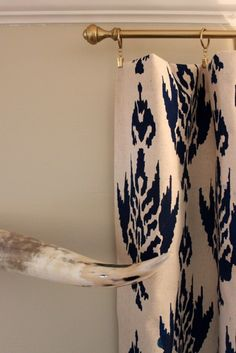 My favorite print right now...ikat