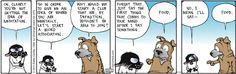 Get Fuzzy Comic Strip on GoComics.com