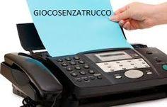 GIOCOSENZATRUCCO: INVIARE FAX CON SMARTPHONE.