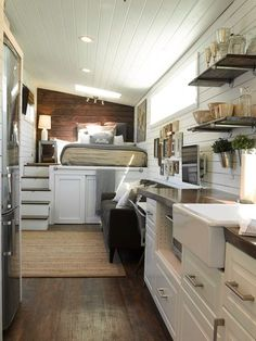The Wandering on Wheels Tiny Home is for sale on the Tiny House Marketplace. For all of those who have asked if the Wandering on Wheels Tiny House would come