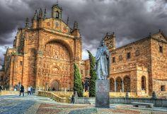 Covent of Saint Esteban – Convento de San Esteban, Salamanca (Spain), HDR | Flickr - Photo Sharing!