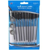 3 New 10 Pack 1.0mm M Blue Papermate Eagle Ballpoint Pens back to school lot