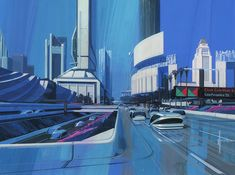 It's Syd Mead's Future, You're Just Living In It - OPENING CEREMONY