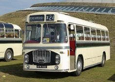 1966 Bristol MW with Eastern Coach Works-