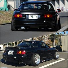 @lucky._strike #Japan #JDM  TopMiata.com | #TopMiata #mazda #miata #mx5 #eunos #roadster