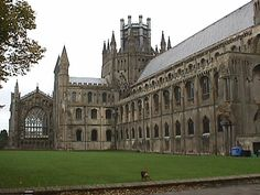 Ely England cathedral Been There!!!!