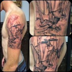 Top 100 hunting tattoos | 4develop
