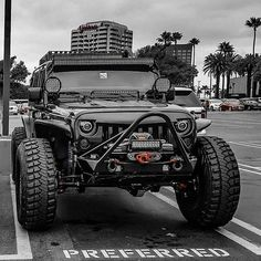 Midnight Jeep