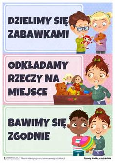 ePrzedszkolaki - karty pracy i pomoce dydaktyczne do wydruku, gry edukacyjne dla dzieci online Diy And Crafts, Crafts For Kids, Kindergarten Art, Family Day, Kids And Parenting, Behavior, Psychology, Homeschool, How To Plan